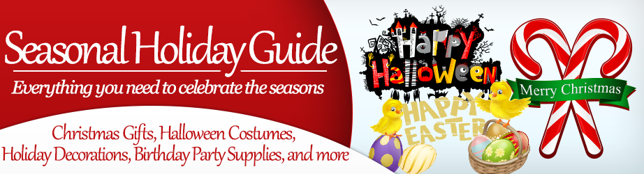 Seasonal Holiday Guide