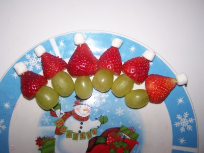 strawberry grinch