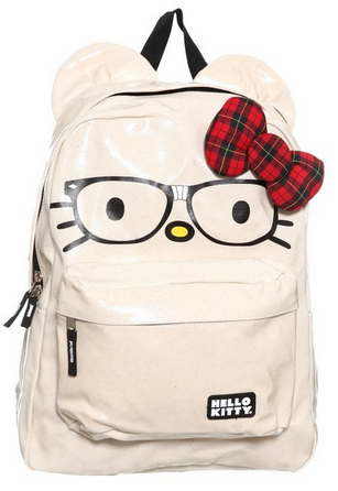 Hello Kitty Backpack With Ears And Bow | Seasonal Holiday Guide