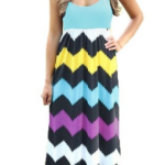 plus_size_chevron_dresses_for_summer